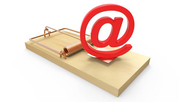 Visuel Mails frauduleux