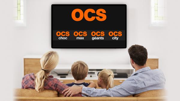 Visuel Video OCS : séries et films du mois diffusés sur le bouquet OCS