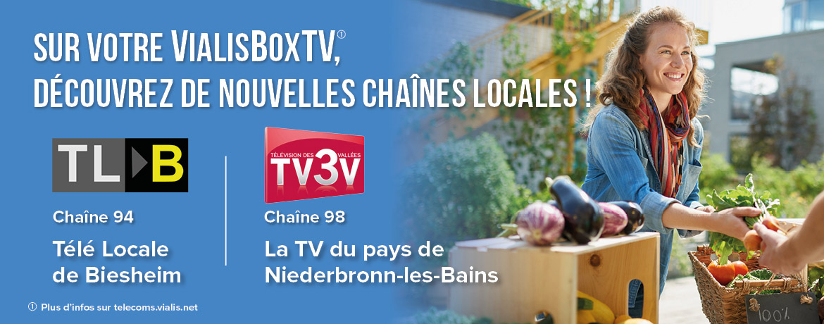 TLB chaine locale
