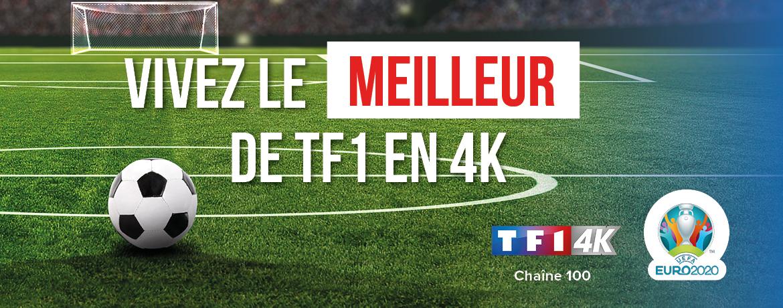 Slider Euro 2020 TF1 4K