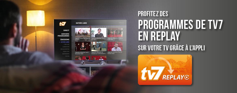 Slider tv7 replay tv