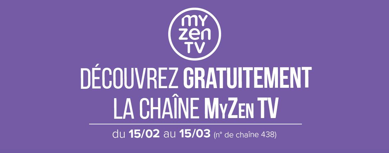 MyZen TV en clair
