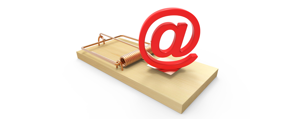 Visuel Mails frauduleux : attention phishing